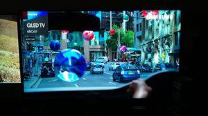 65 Qled Samsung Smart 4k UHD TV LED Q6 for Sale in Lynwood, CA