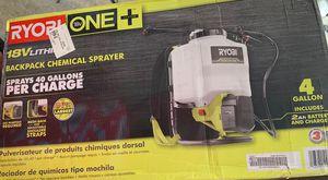 backpack chemical sprayer for Sale in Norcross, GA