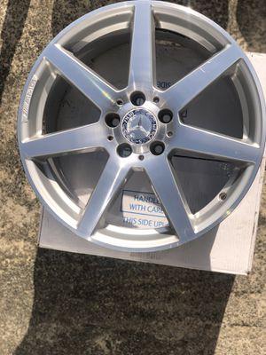 "OEM AMG Mercedes C-Class W204 Wheel Rim A2044019902 18"" for Sale in Union Park, FL"