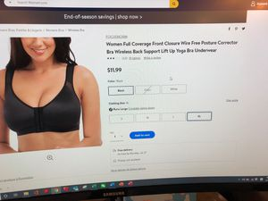 Yoga bra dorm 185 for Sale in Walnut, CA