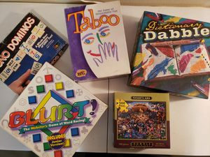 Board games and puzzle for Sale in Gresham, OR