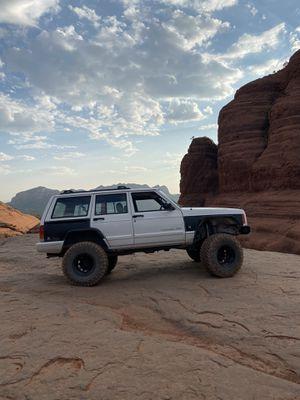 Jeep Cherokee XJ 4x4 for Sale in Scottsdale, AZ
