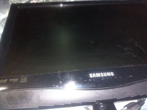 Samsung 19' TV no remote for Sale in Atlanta, GA