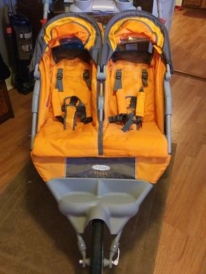 In-step Flash Double Stroller for Sale in Duryea, PA