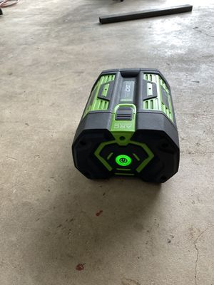 Brand new ego 7.5ah battery for Sale in San Antonio, TX