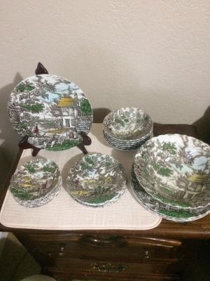 Vintage Staffordshire for Sale in Wenatchee, WA