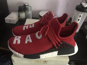 eed9849da Authentic Scarlet Human Races Nmds for Sale in New York