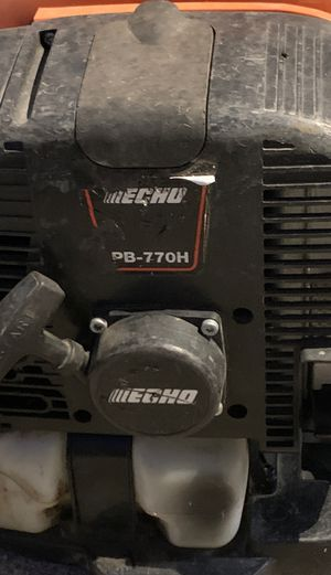 Echo PB-770H gas blower for Sale in Roseville, CA