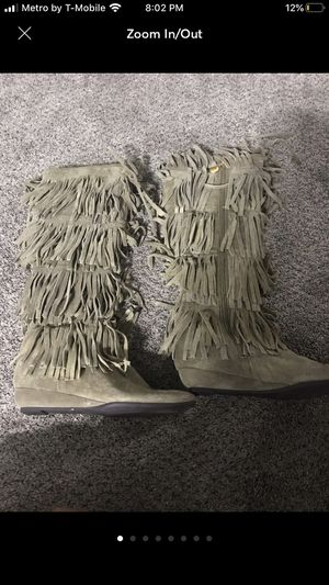 Michael Kors boots for Sale in New Baltimore, MI