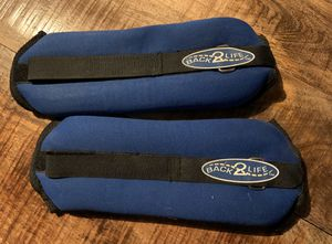 Back2Life Pain Therapy Ankle Weights for Sale in Denver, CO