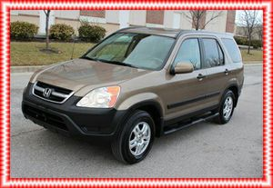 Good Condition 2OO3 HONDA CRV EX AWD for Sale in San Antonio, TX