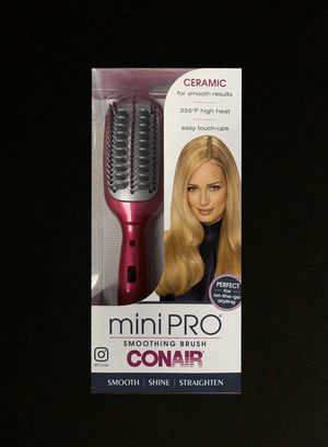 Conair MiniPro Soothing Brush for Sale in Missouri City, TX