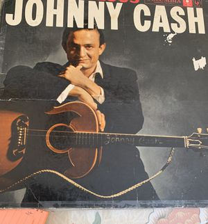 The Fabulous Johnny Cash enjoyable music vinyl for Sale in North Highlands, CA