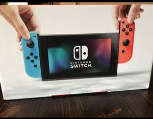 Brand new Nintendo switch for Sale in Dallas, TX