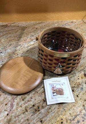 Longaberger limited edition basket for Sale in Fort Lauderdale, FL