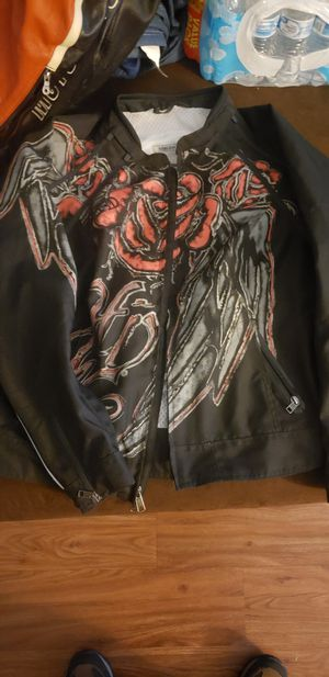 Harley davidson women's 3 piece riding jacket 2w for Sale in Victoria, TX