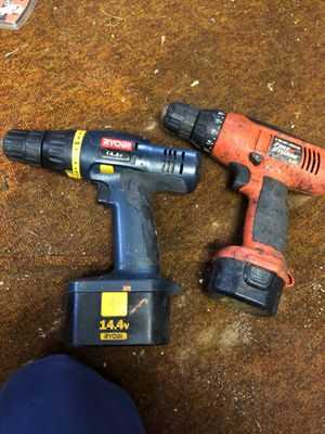 3 drills for Sale in Harrisburg, PA