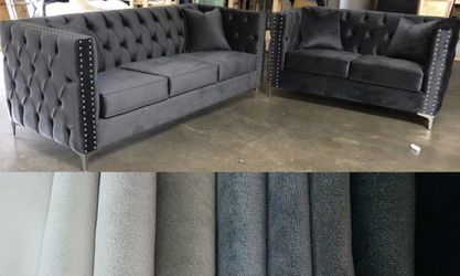 $1599 Brand New Couches Two Piece Set for Sale in Huntington Beach,  CA