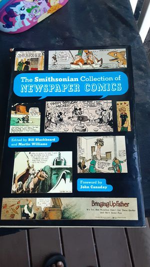 The Smithsonian collection newspaper comic's for Sale in Leominster, MA
