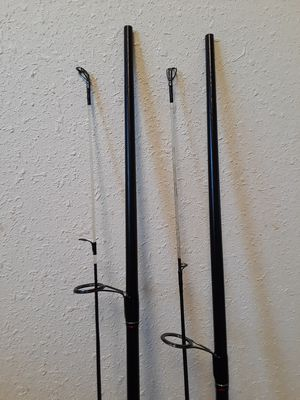 General Ugly Stik (2) rods for Sale in Los Angeles, CA