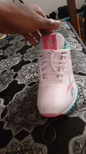 It's a nice Reebok good condition I don't ask much for it just give me 60 dollars u can have it size 7 for Sale in Woonsocket, RI