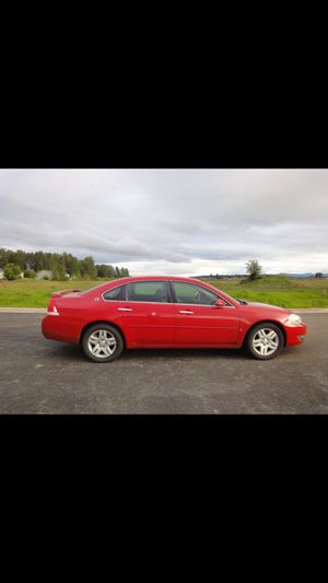 07 Chevy impala ltz for Sale in Gaston, OR