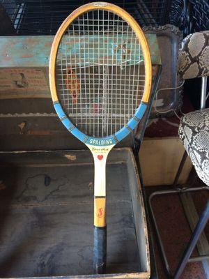 Vintage tennis racket $20 for Sale in San Diego, CA
