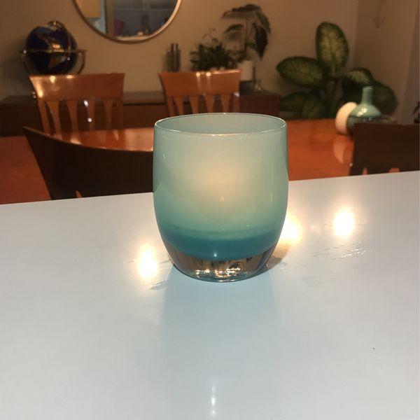 Glassy Baby Blue