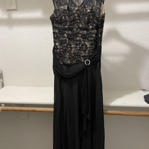 Formal Black Lace Dress for Sale in Keller, TX