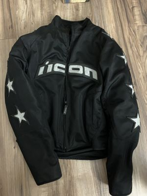 ICON Women's Motorcycle Jacket for Sale in Fontana, CA