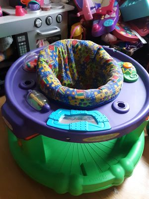 Everflo exercise saucer for Sale in Greeneville, TN