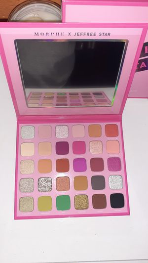 Morphe x jeffree star for Sale in Dallas, TX