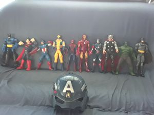 Avengers Superhero Action Figures for Sale in Miami, FL