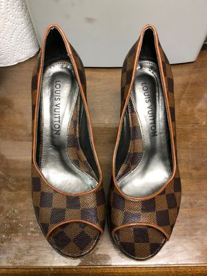 LOUIS VUITTON WEDGES for Sale in Springfield, VA