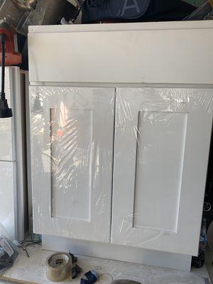 Kitchen garage bathroom cabinets for Sale in Los Angeles, CA