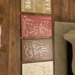 Set Of 4 Canvas Prints for Sale in Penndel, PA