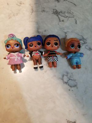 Four - LOL Dolls for Sale in UPPR MARLBORO, MD