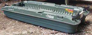 Pelican Bass Raider 10E Boat for Sale in Richmond, VA