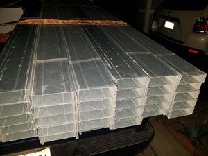 steel studs. 60 3 5/8 × 8ft. 25ga for Sale in Riverside, CA