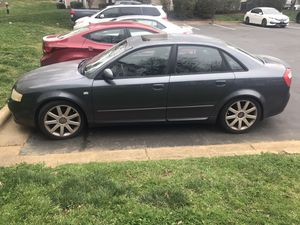 2004 Audi A4 Quattro 1.8T for Sale in Raleigh, NC