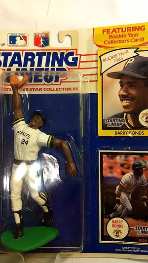 Barry Bonds Action Figure for Sale in Mount Pleasant, PA