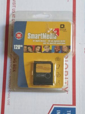128 mb smartmedia card for Sale in MIDDLEBRG HTS, OH