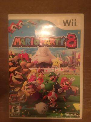 Nintendo Wii Mario party 8 for Sale in Visalia, CA