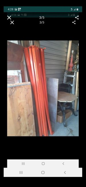 Industrial legs shelving unit for Sale in West Palm Beach, FL
