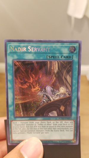 Yugioh Rise of the duelist cards for trade or sell for Sale in West Covina, CA