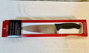 New in Box - Victorinox Swiss Army Classic 8-Inch Chef's Knife - Must Have in The Kitchen ?  for Sale in undefined