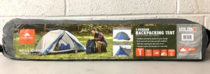 •••NEW: Ozark Trail 1-Person Backpacking Tent with Front Vestibule••• for Sale in Mesa, AZ