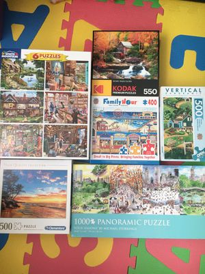 Puzzles for Sale in Arlington, VA