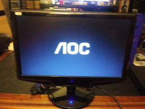 AOC LCD 19 INCH COMPUTER MONITOR for Sale in Lakeland, FL