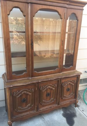 Hutch with no back: FREE for Sale in Salinas, CA